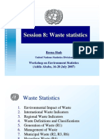 Session 08-3 Waste Statistics (UNSD)