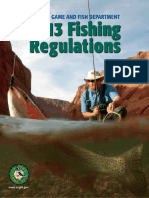 Fishing Regs