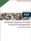 Building Capacity Through Financial Management