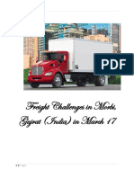 Morbi Freight Challenges