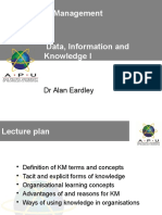 L01 Data Information and Knowledge I (1)