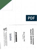 Livro Estradas de Rodagem Proj. Geom. GLAUCO PONTES FILHO