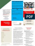 Youth Summit Brochure (Final)