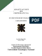 Adapt Impedancia Con Carta Smith Unlocked