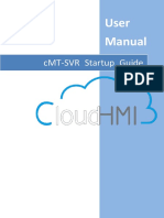 CMT SVR UserManual Eng