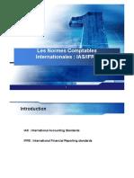 Presentation IAS IFRS 2016 [Mode de Compatibilité]