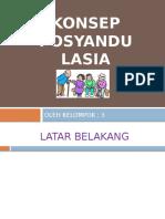 Posyandu Lasia Dan Balita