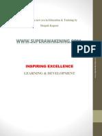 Deepak Kapoor, Motivational Speaker & Corporate Trainer