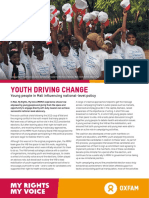 Youth Driving Change