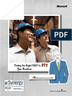 Dynamics ERP Discovery Guide