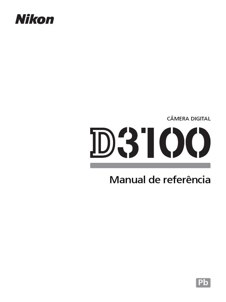 Manual Nikon D3100RM_NT(Pb)06