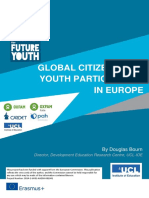 Global Citizenship and Youth Participation in Europe