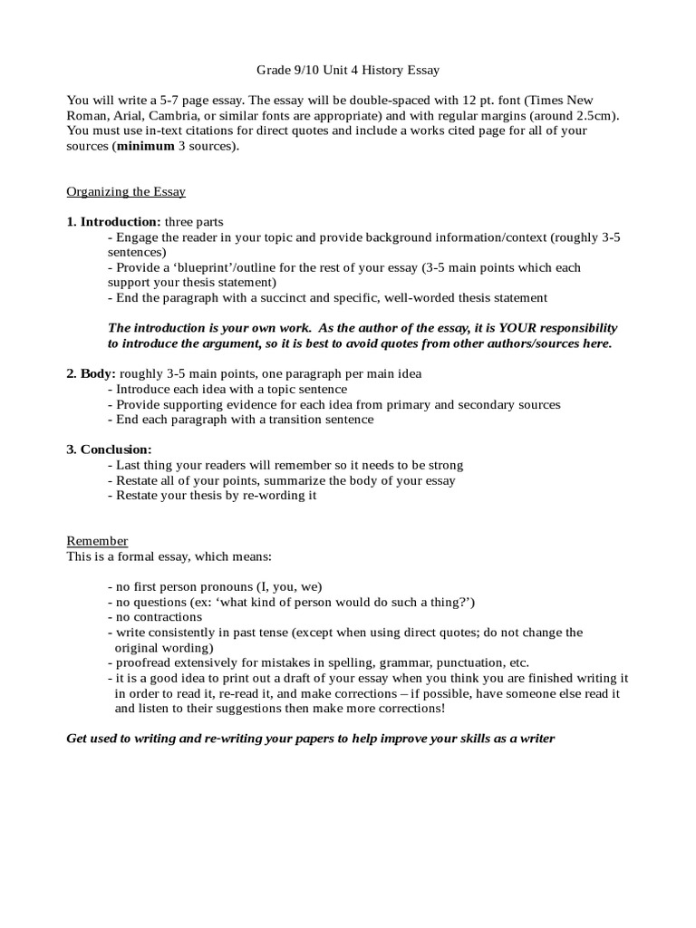 space learning unit grades 9 12 essay Nasa: challenging the space frontier teaching guide students learn about the historical impact of space exploration by looking at.