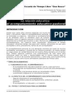 Acompañamiento - documento