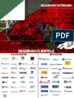 Headrush Outbound Activity Profile - 2015
