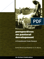 Perspectives on Pastoral Development