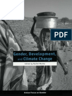 Gender, Development, and Climate Change