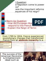 napoleon bonaparte and the congress of vienna