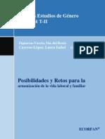 Posibilidades y Retos para la armonización de la vida laboral y familiar