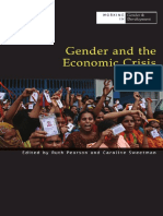 Gender and the Economic Crisis