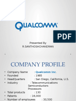 Qualcomm Products