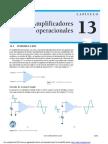 Amplificadores Operacionales - Libro Boylestad