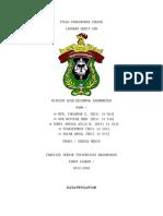 Tugas Pengukuran Teknik (Laporan Debit Air)-1