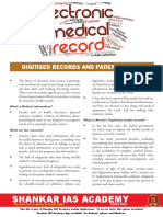 Digitised Records and Patient Rights
