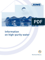 FAS614en_High Purity Water