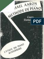 michael aaron-l etude du piano cours elementaire.pdf