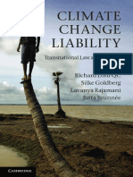 Climate Change Liability