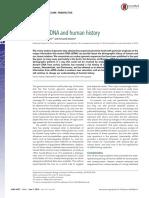 Ancient DNA and Human History Slatkin 588ed45d8fb66