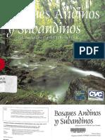 Kattan Bosques Andinos y Subandinos 2003