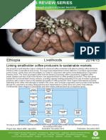 Livelihoods in Ethiopia