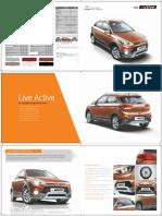 Hyundai i20 Active Brochure