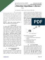 Visible Surface Detection Algorithms- A Review