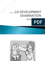 Nuryani Sidarta. Child Develoopment Examination