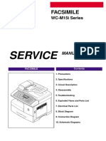 XEROX+WorkCentre+WC-M15i+Parts,+Service+Manual