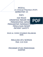 Cover Modul Fcp