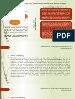CLASE 1.-Conceptos Fundamentales Del Pensamiento Latinoamericano