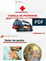 Charla de Primeros Auxilios