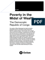 Poverty in the Midst of Wealth