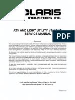 Polaris ATV Service Manual 1996-1998 All Models.pdf