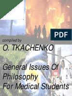 Philosophy MedStudents Tkachenko