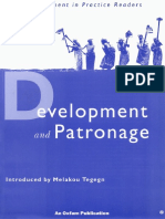 Development and Patronage