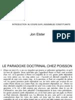 01 - Les Décisions Collectives (Suit