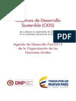 05 Objetivos de Desarrollo Sostenible Para La Web