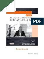 Solucionario Gest Documebtal_Jurídica_2014