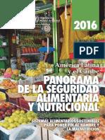 Informe de la FAO sobre alimentación 2016