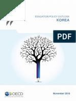 Education Policy Outlook Korea